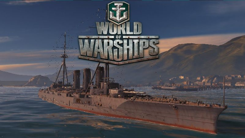 World of Warships: дебют режима battle royale